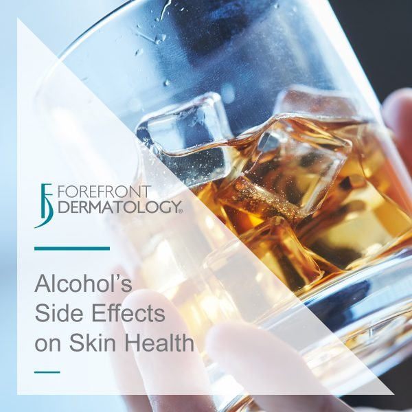 Alcohol's Side Effects on Skin Health