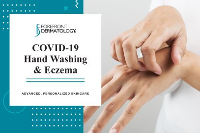 COVID-19: Handwashing and the Rise in Eczema | Forefront Dermatology