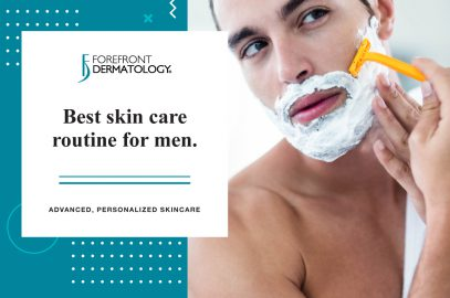 Best Skincare Routine for Men | Forefront Dermatology