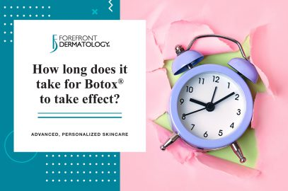 How Long Does It Take for Botox to Take Effect? | Forefront Dermatology