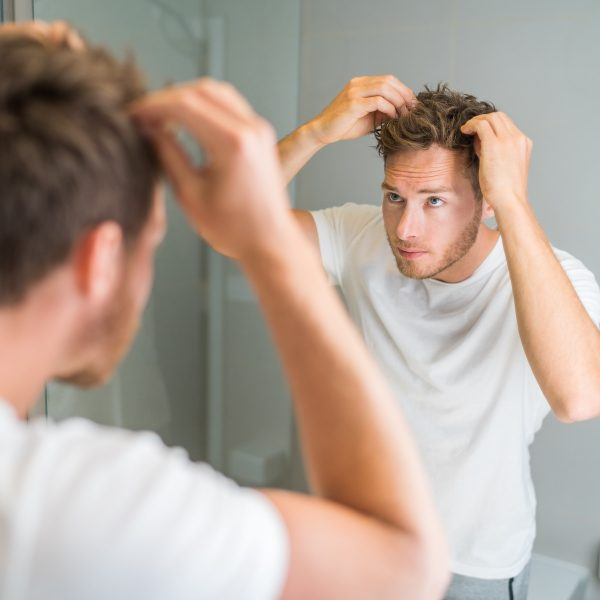 Sudden Hair Loss: Why it happens and what you can do